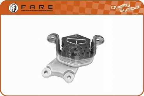 FARE SA 10356 - Подвеска, двигатель autodnr.net
