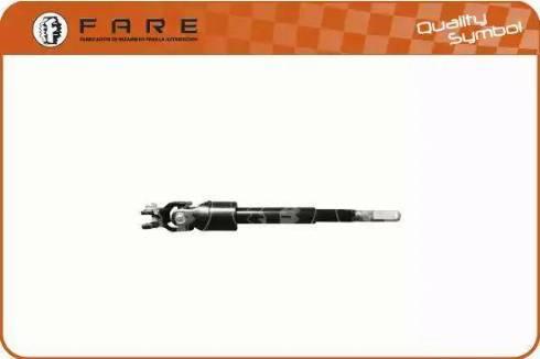 FARE SA 10370 - Шарнір, колонка рульового управління autocars.com.ua