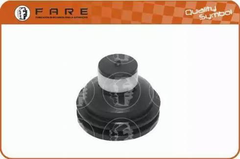 FARE SA 10643 - Подвеска, двигатель autodnr.net