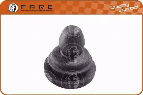 FARE SA 10832 - Кронштейн, корпус воздушного фильтра car-mod.com
