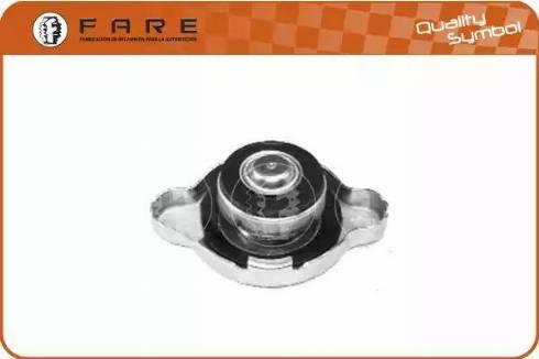 FARE SA 11483 - Крышка, радиатор car-mod.com