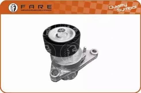 FARE SA 11485 - ремонтный комплект, рычаг натяжки поликлинового ремня autodnr.net