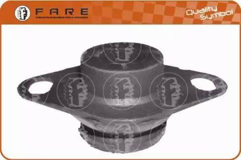 FARE SA 1202 - Подушка, підвіска двигуна autocars.com.ua