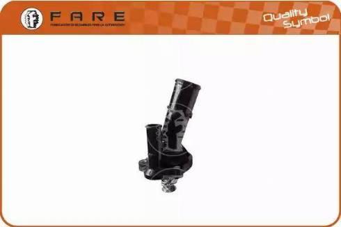 FARE SA 12980 - Фланец охлаждающей жидкости car-mod.com