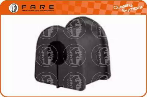 FARE SA 13115 - Втулка стабілізатора, нижній сайлентблок autocars.com.ua
