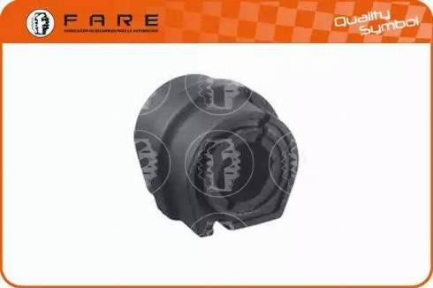 FARE SA 13470 - Втулка стабілізатора, нижній сайлентблок autocars.com.ua