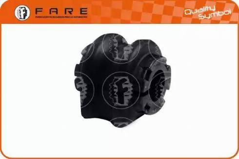 FARE SA 13472 - Втулка стабілізатора, нижній сайлентблок autocars.com.ua