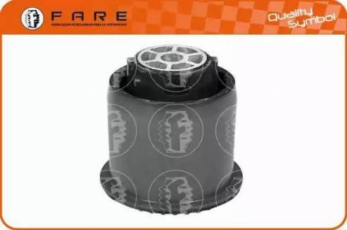FARE SA 13474 - Кронштейн, подушки важеля autocars.com.ua