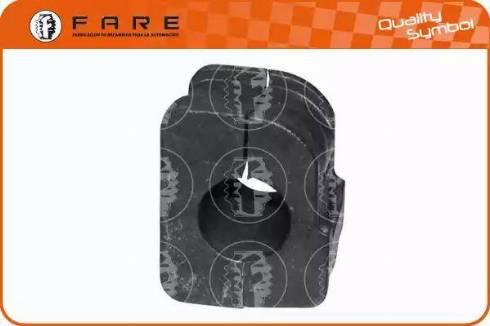 FARE SA 13523 - Втулка стабілізатора, нижній сайлентблок autocars.com.ua