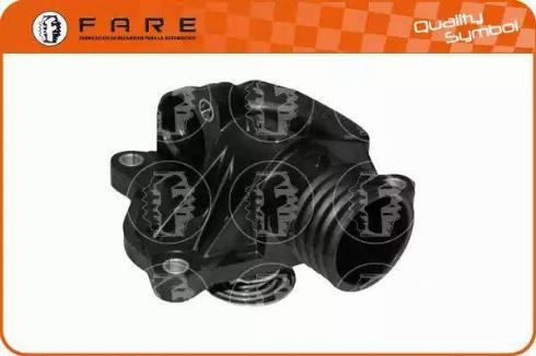 FARE SA 13700 - Термостат, охлаждающая жидкость autodnr.net