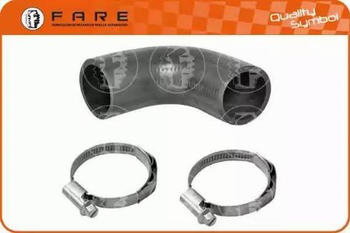FARE SA 13885 - Трубка нагнетаемого воздуха autodnr.net