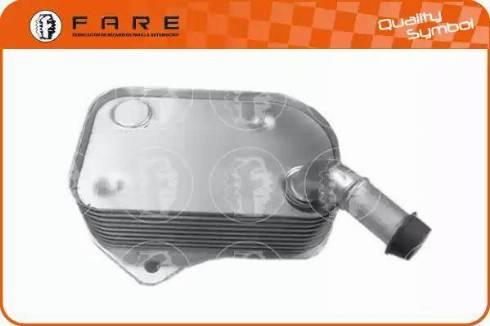 FARE SA 14210 - масляный радиатор, двигательное масло autodnr.net