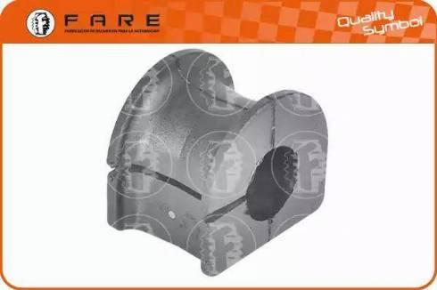 FARE SA 14453 - Втулка стабілізатора, нижній сайлентблок autocars.com.ua