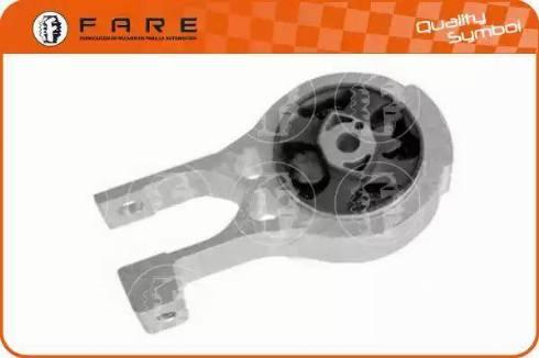 FARE SA 14455 - Подушка, підвіска двигуна autocars.com.ua