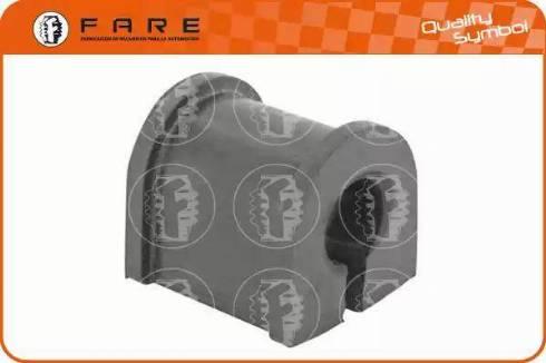 FARE SA 14490 - Втулка стабілізатора, нижній сайлентблок autocars.com.ua