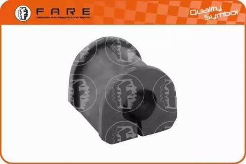 FARE SA 14502 - Втулка стабілізатора, нижній сайлентблок autocars.com.ua