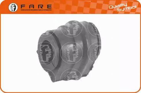 FARE SA 14520 - Втулка стабілізатора, нижній сайлентблок autocars.com.ua