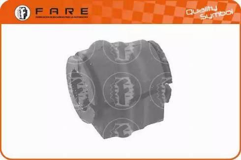 FARE SA 14521 - Втулка стабілізатора, нижній сайлентблок autocars.com.ua