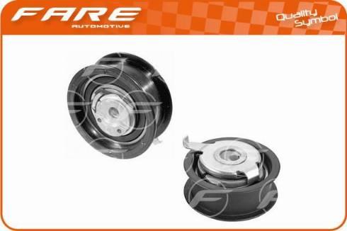 FARE SA 14852 - Натяжной ролик, ремень ГРМ car-mod.com