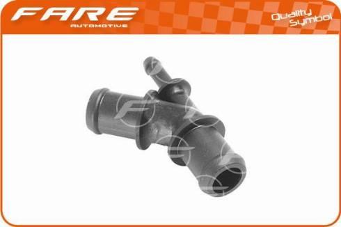 FARE SA 14905 - Фланец охлаждающей жидкости car-mod.com