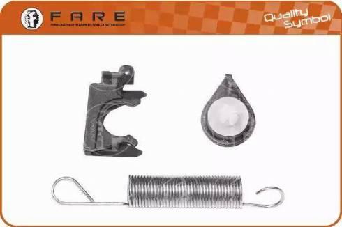 FARE SA 1552 - Ремкомплект, рычаг переключения car-mod.com