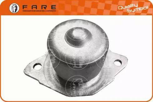 FARE SA 1712 - Подушка, підвіска двигуна autocars.com.ua
