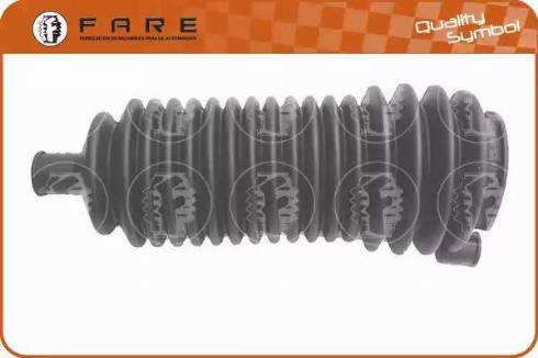 FARE SA 2082 - Пыльник, рулевое управление autodnr.net