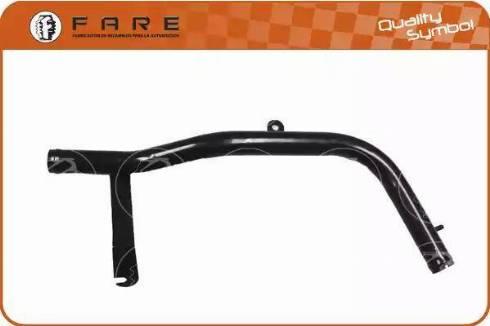 FARE SA 2301 - Трубка охлаждающей жидкости autodnr.net