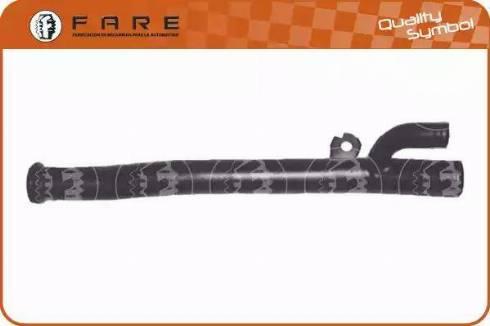 FARE SA 2314 - Трубка охлаждающей жидкости autodnr.net