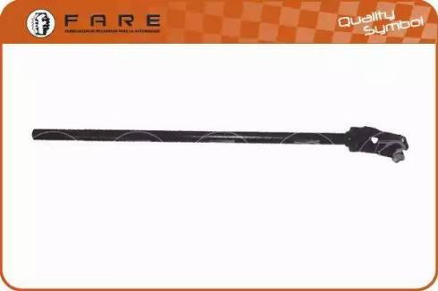 FARE SA 2582 - Шарнір, колонка рульового управління autocars.com.ua