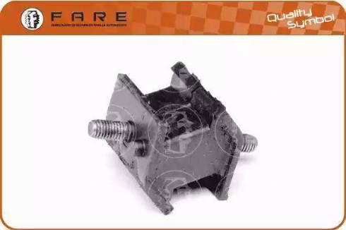 FARE SA 2747 - Подвеска, ступенчатая коробка передач autodnr.net