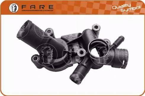 FARE SA 2912 - Термостат, охлаждающая жидкость car-mod.com