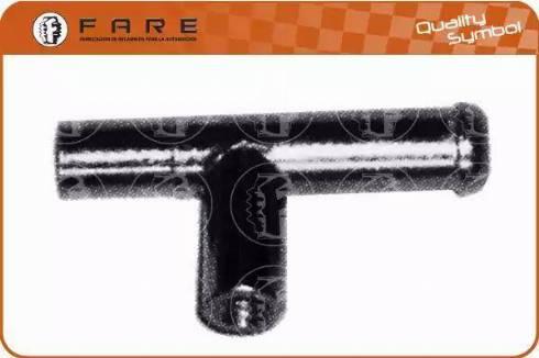 FARE SA 3078 - Трубка охлаждающей жидкости autodnr.net
