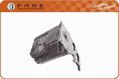 FARE SA 4031 - Кронштейн, система випуску ОГ autocars.com.ua