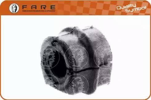 FARE SA 4075 - Втулка стабилизатора, нижний сайлентблок car-mod.com
