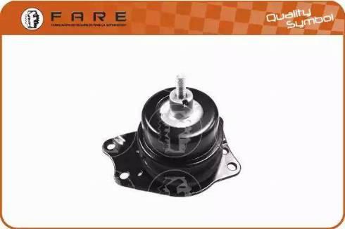 FARE SA 4077 - Подвеска, двигатель autodnr.net