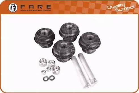 FARE SA 4194 - Монтажный комплект, рычаг независимой подвески колеса autodnr.net