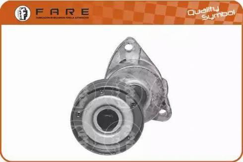 FARE SA 4453 - ремонтный комплект, рычаг натяжки поликлинового ремня autodnr.net
