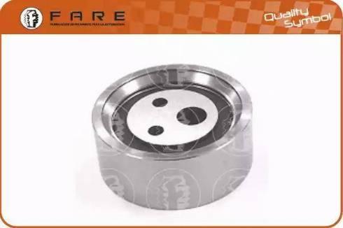 FARE SA 4662 - Натяжной ролик, ремень ГРМ car-mod.com