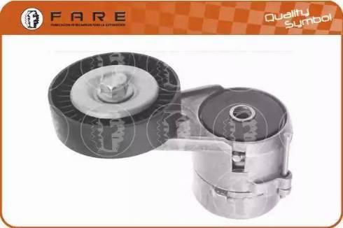 FARE SA 5170 - ремонтный комплект, рычаг натяжки поликлинового ремня autodnr.net