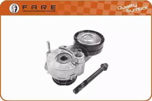 FARE SA 5171 - Ремонтный комплект, рычаг натяжки поликлинового ремня car-mod.com