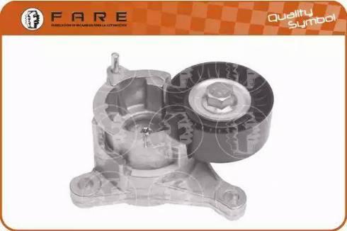 FARE SA 5175 - ремонтный комплект, рычаг натяжки поликлинового ремня autodnr.net