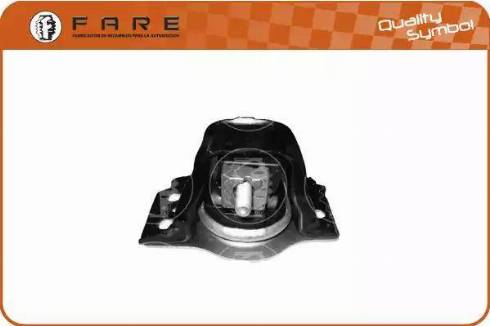 FARE SA 5196 - Подвеска, двигатель autodnr.net