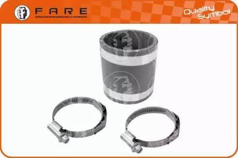FARE SA 9539 - Трубка нагнетаемого воздуха autodnr.net