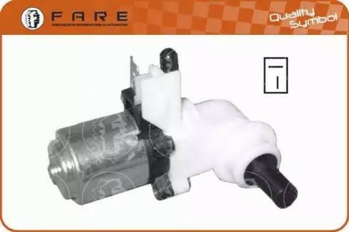FARE SA 9730 - Водяной насос, система очистки окон autodnr.net