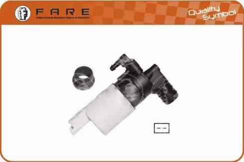 FARE SA 9731 - Водяной насос, система очистки окон autodnr.net