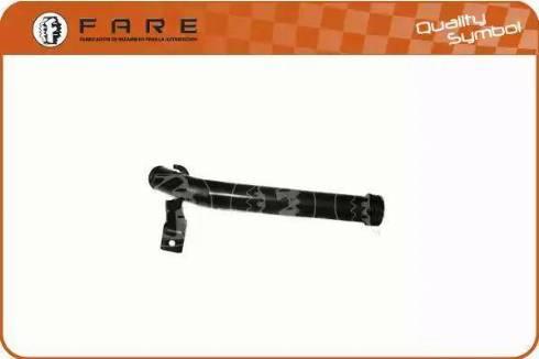 FARE SA 9812 - Трубка охлаждающей жидкости autodnr.net