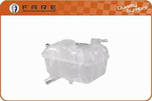 FARE SA 9934 - Компенсационный бак, охлаждающая жидкость autodnr.net