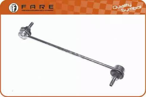 FARE SA F0018VO - Тяга / стійка, стабілізатор autocars.com.ua