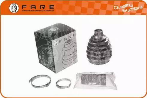 FARE SA K1209 - Комплект пылника, приводной вал autodnr.net